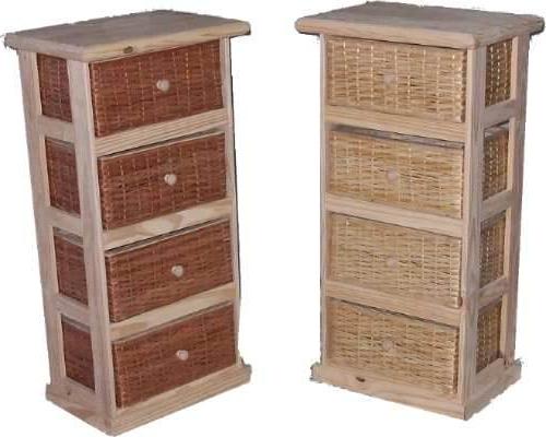 Muebles De Pino 87dx Muebles Cajoneras ordenadores De Pino Y Mimbre 1 771 00 En