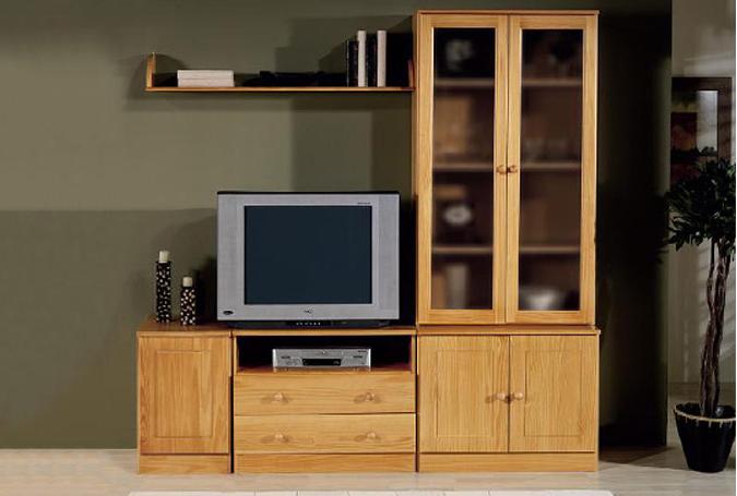 Muebles De Pino Color Miel Fmdf Mueble De Salà N Modelo Cantalar En Madera De Pino Color Miel