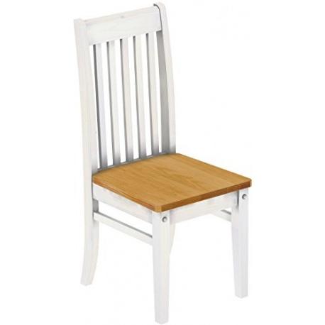 Muebles De Pino Color Miel Gdd0 2 X Brasil Muebles Silla Clà Sico 45 Cm asiento Altura Madera Ma