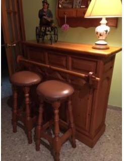 Muebles De Pino Color Miel Gdd0 Vendo Mueble Bar De Madera Pino Color Miel En Vallirana ã Ofertas