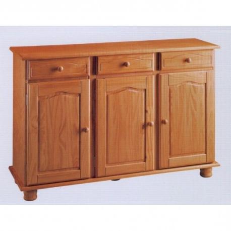 Muebles De Pino Color Miel O2d5 Aparador De Pino Color Miel