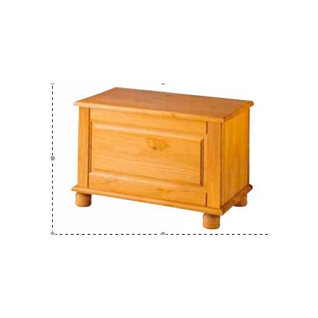 Muebles De Pino Color Miel S1du Baul Altea Pino Macizo Color Miel Muebles Emilio Martel