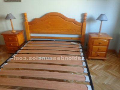 Muebles De Pino Color Miel Whdr Tablà N De Anuncios Dormitorio De Pino En Color Miel Con Fotos