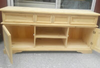 Muebles De Pino En Crudo Ftd8 Mesa Rack Mueble Tv Lcd Bahiut Multiples Usos Pino Crudo 4 450