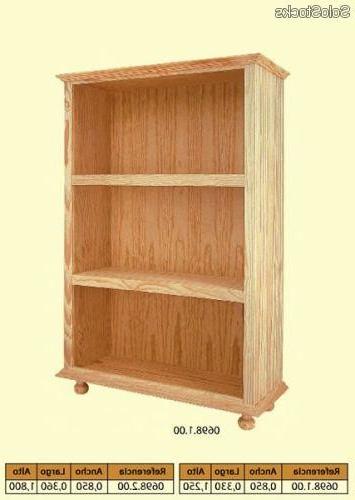 Muebles De Pino En Crudo Ftd8 Mueble Con Estantes En Pino Crudo 0698 2 00