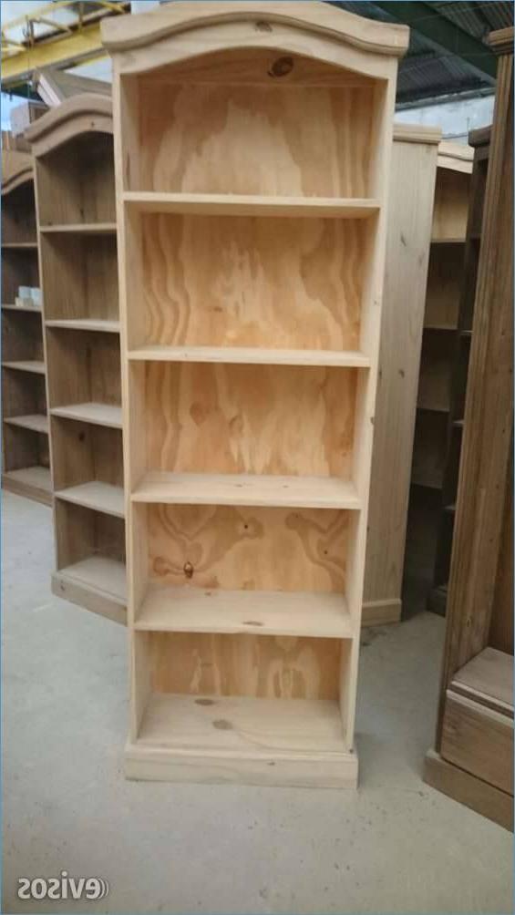 Muebles De Pino En Crudo O2d5 Biblioteca De Pino Crudo Natural En Don torcuato Muebles