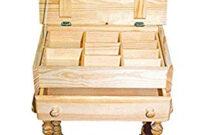 Muebles De Pino En Crudo O2d5 Mueble Costurero En Madera De Pino Macizo En Crudo Para Pintar