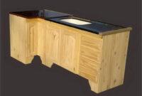 Muebles De Pino Precios X8d1 Bajo Mesadas De Pino Popino