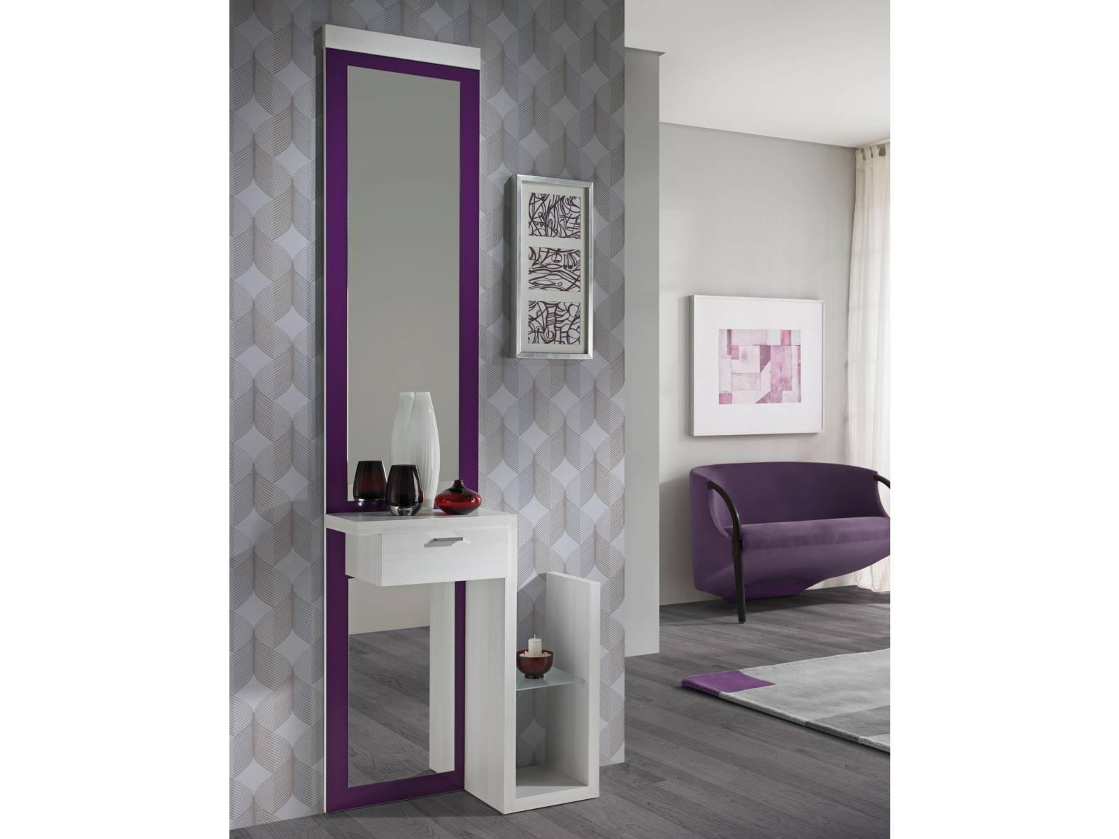 Muebles De Recibidor 3ldq Mueble Recibidor Con Espejo Alargado