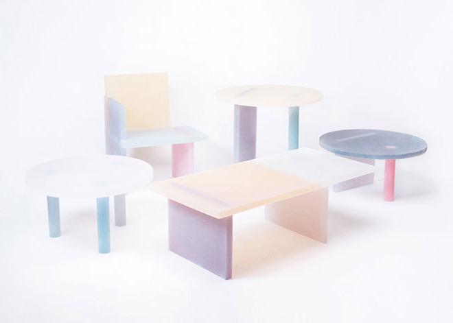 Muebles De Resina Bqdd Muebles De Resina Coloreada X Wonmin Park Freshland