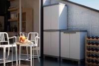 Muebles De Resina Dddy Muebles De Resina La solucià N Perfecta Para El Almacenaje Exterior