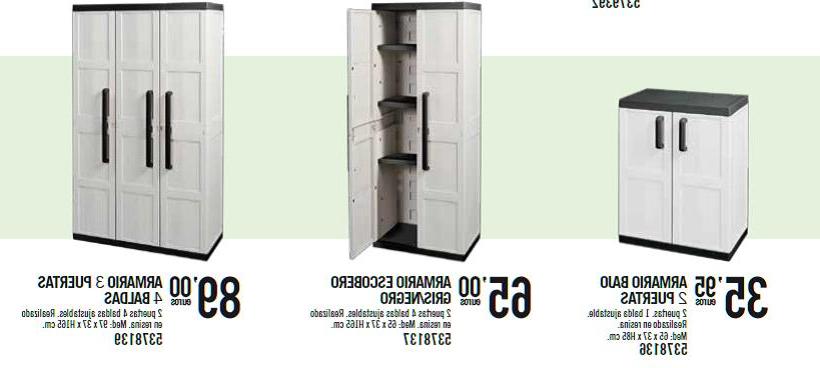 Muebles De Resina Irdz Big Mat Producto Outlet Armarios Resina