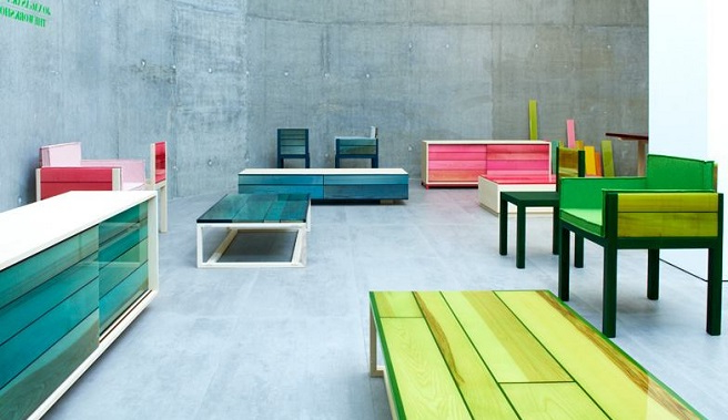 Muebles De Resina S5d8 Revista Muebles Mobiliario De Diseà O