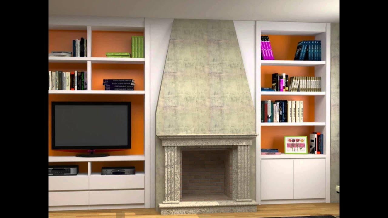 Muebles De Salon Con Chimenea Integrada Budm Amueblar Salà N Con Chimenea Youtube