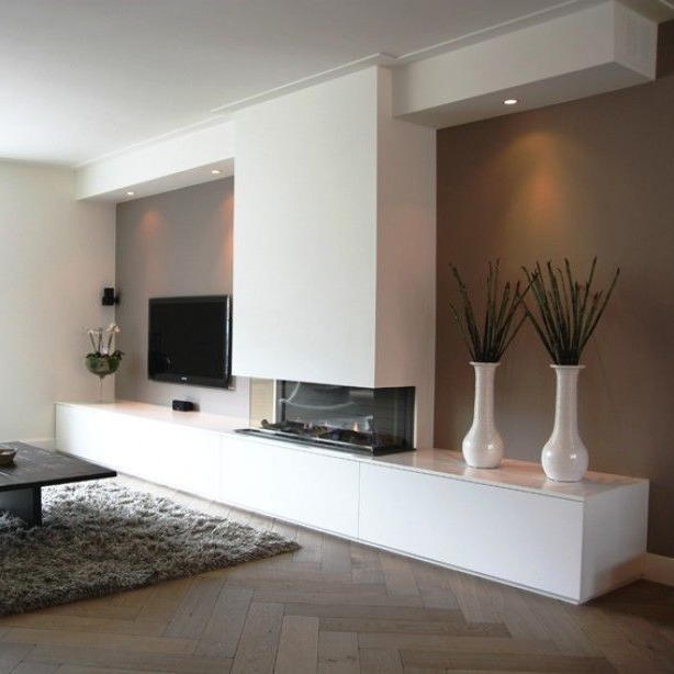 Muebles De Salon Con Chimenea Integrada O2d5 Chimenea Y Pantalla Diseà O Salà N Pinterest Muebles Salon