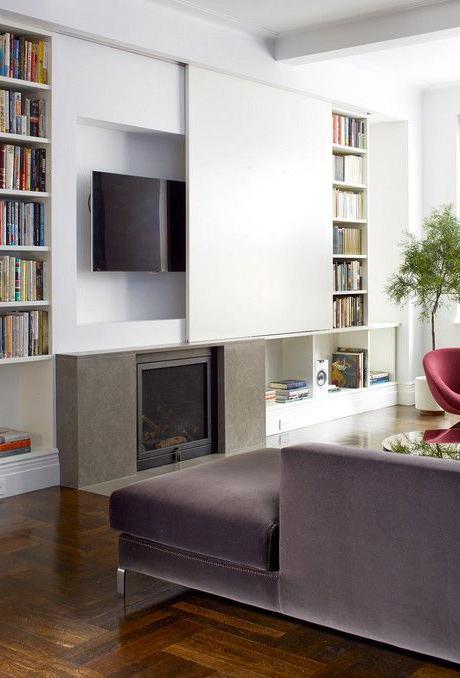 Muebles De Salon Con Chimenea Integrada Tqd3 Image Result for Chimenea Integrada En Alacena Deco Hidden