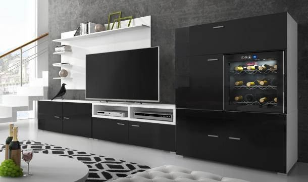 Muebles De Salon Con Chimenea Integrada Whdr Prar Muebles De Salà N Mesa Consola Extensible Mueble Tv Led