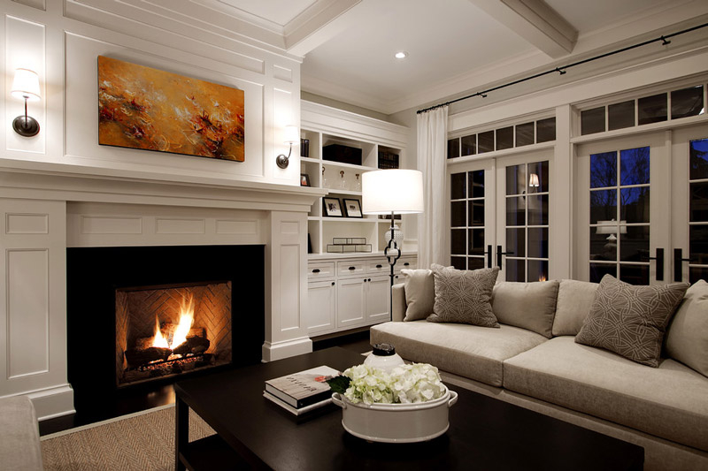 Muebles De Salon Con Chimenea Integrada Xtd6 67 Ideas Decoracià N Salà N Para Acertar Hoy Lowcost
