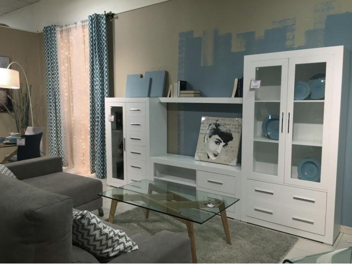 Muebles De Salon Merkamueble Bqdd Posicià N De Salà N Color Blanco Tiza Merkamueble Ourense