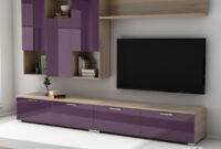 Muebles De Salon Modulares 3ldq Mueble Modular De Salà N Morado Muemue Muebles