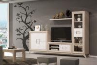 Muebles De Salon Modulares S5d8 Muebles Modular Moderno De Salà N Con Patas En Chapa De Roble