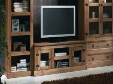 Muebles De Salon Rusticos Wddj Mueble Tv Rústico Colonial Electromuebles Hermanos Molina