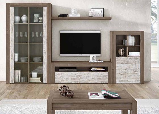 Muebles De Salon T8dj Mueble De Salà N De Madera Home