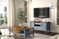 Muebles De Salon Vintage Etdg Salà N Vintage Provenzal Azul Mar Fontana En Portobellostreet