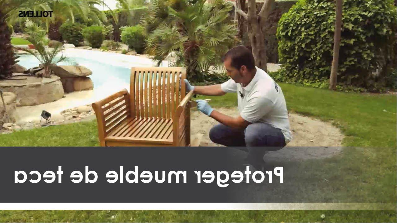 Muebles De Teca Txdf CÃ Mo Proteger Muebles De Teca Youtube