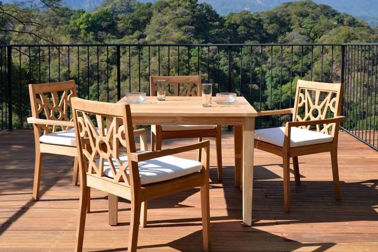 Muebles De Teca Wddj Muebles De Jardin De Madera Meue