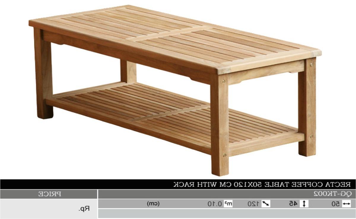Muebles De Teka H9d9 Muebles Teka De Indonesia Recta Coffee Table 50x120x45 Cm