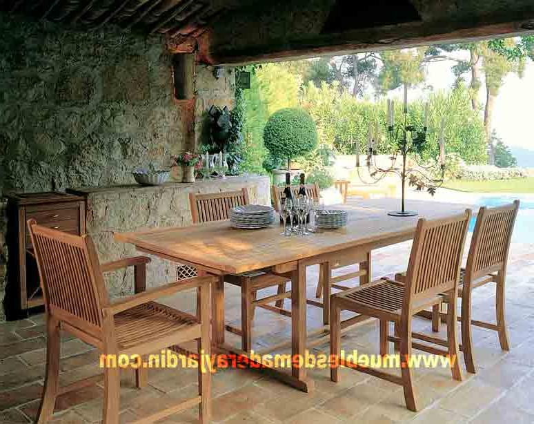 Muebles De Teka Xtd6 Mesas De Teka El Blog De Muebles De Madera Y Jardin