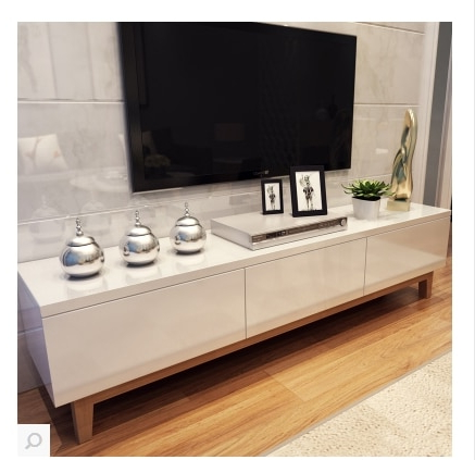Muebles De Tv Ikea Fmdf Gabinetes De Tv Pintura Blanca Binacià N De Madera Maciza De Ikea