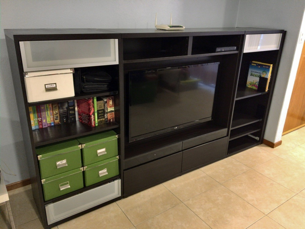 Muebles De Tv Ikea Fmdf Mueble Para Tv Ikea 3 615 00 En Mercado Libre