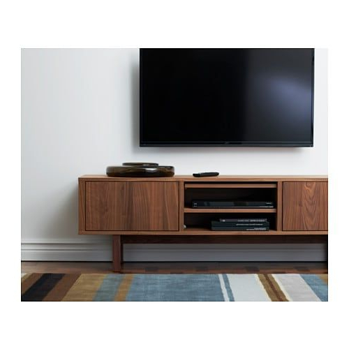 Muebles De Tv Ikea Txdf Stockholm Tv Unit Walnut Veneer In 2018 Basement Pinterest
