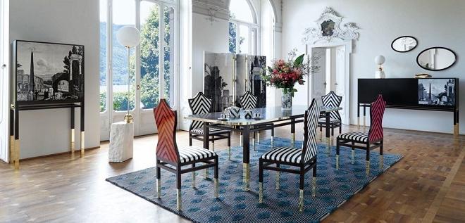 Muebles Decoracion 4pde Decoracià N La Tendencia Luxury Que Bina Arte Y Muebles