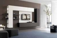 Muebles En La Pared Drdp Decoracià N De Paredes 26 Opciones Modernas Y Variables