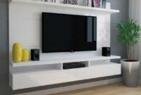 Muebles En La Pared E6d5 Propuestas Elegantes Para Colgar El Televisor En La Pared