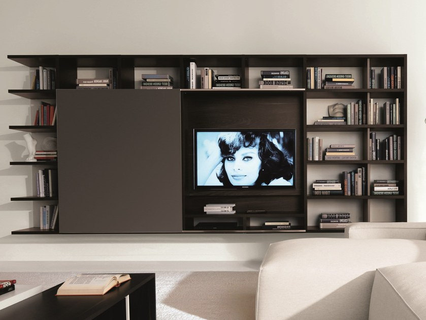 Muebles En La Pared J7do Link System Mueble Modular De Pared by Zalf