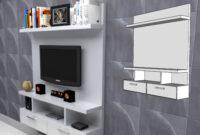Muebles En La Pared Thdr Mueble Para Tv De Pared 3d Warehouse