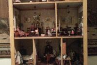 Muebles En Miniatura Para Casas De Muñecas Budm Ad Diciembre 2015