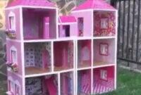 Muebles En Miniatura Para Casas De Muñecas Dwdk Hermosa Casa De Muà Ecas Gigante Con Cajas Construccion Y