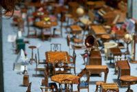 Muebles En Miniatura Para Casas De Muñecas E6d5 Festival De Casas De Muà Ecas En Miniaturas Rincà N Abstracto