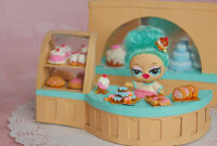 Muebles En Miniatura Para Casas De Muñecas O2d5 Easychic Tutorial Pastelerà A En Miniatura Para Muà Ecas