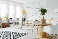Muebles Estilo Escandinavo Tqd3 Sala De Estar De Estilo Escandinavo Con Muebles Blancos Y Decoracià N De Madera