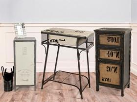 Muebles Estilo Industrial Vintage 3ldq Ofertas En Muebles Auxiliares De Estilo Industrial Calidez Y Diseà O