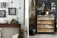 Muebles Estilo Industrial Vintage 87dx Decorar Un Recibidor En Estilo Industrial