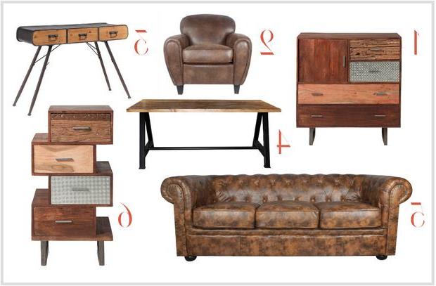 Muebles Estilo Industrial Vintage 9ddf Muebles De Diferentes Estilos Vintage