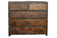 Muebles Estilo Industrial Vintage Budm Muebles De Estilo Industrial En Madera De Mango Fs Muebles