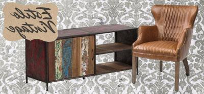 Muebles Estilo Industrial Vintage Irdz Muebles Y Decoracià N Vintage El Clà Sico Mà S Retro Tiendas On